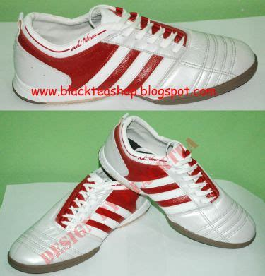 Sepatu Adidas Adinova blacktea shop sale sepatu futsal adidas adinova kw