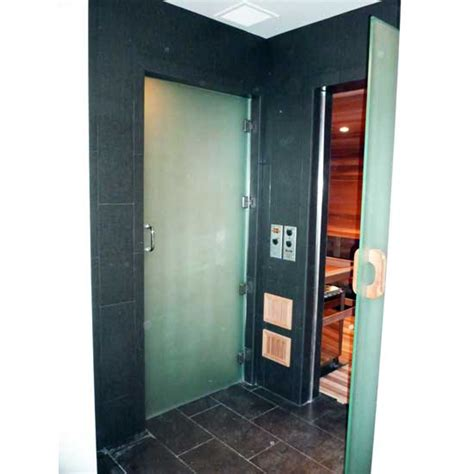 Glass Sauna Door For Commercial Saunas Spas Sauna Glass Door