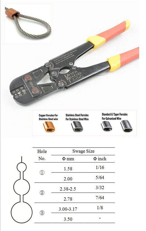 aliexpress tools aliexpress com buy 1pc presszange swage ferrule sleeves