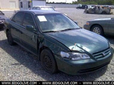 used 2002 honda accord lx sedan 4 door car from iaa auto