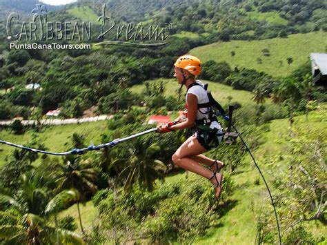 extreme swing extreme swing punta cana tours and excursions