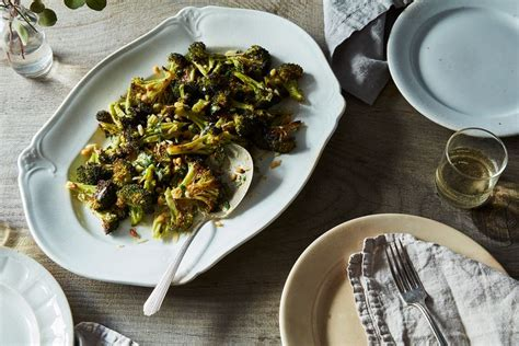 ina garten broccoli ina garten s parmesan roasted broccoli recipe on food52