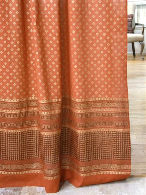 burnt orange color curtains best 25 burnt orange curtains ideas on pinterest burnt