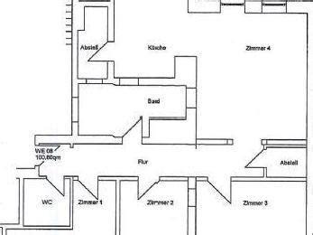 4 raum wohnung arnstadt kleinrettbach immobilien zur miete
