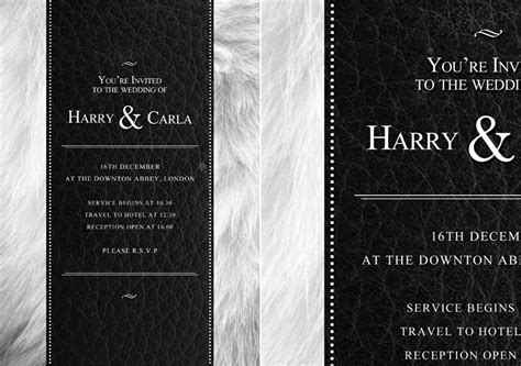 wedding card photoshop template psd invitation templates invitation template