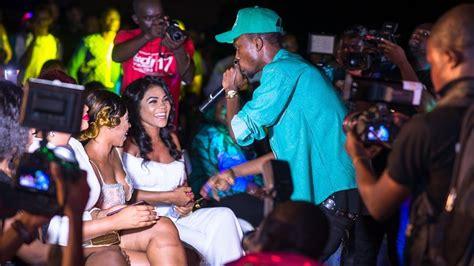 Dadie Opanka Wedding Car Lyrics by Opanka Entertain Fans At The Dj Awards
