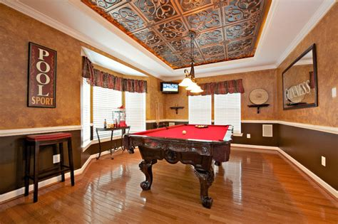 game room decorating ideas walls game room with in wall speaker installation traditional