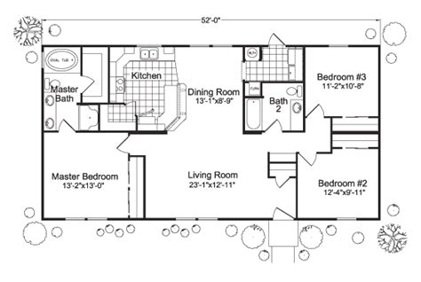 palm harbor homes floor plans oregon the columbia n4p352f5 home floor plan manufactured and