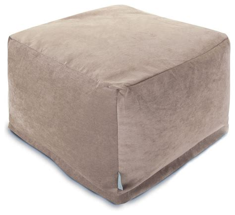 home goods ottoman majestic home goods 85907260229 villa pearl large ottoman