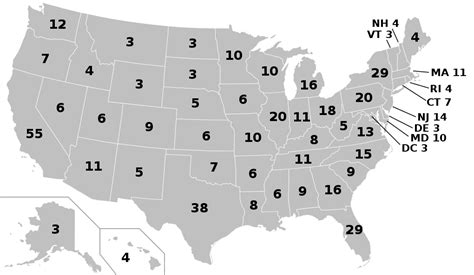 us map states electoral votes file electoral college 2016 svg wikimedia commons