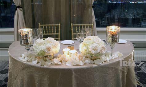 Bride And Groom Table Decor Wedding Bride Amp Groom Table