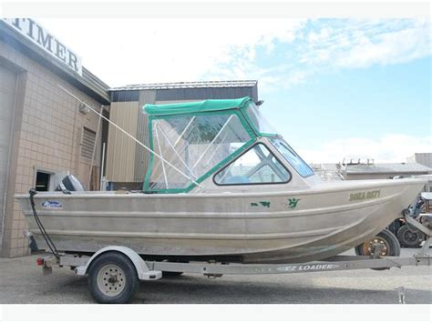 used aluminum boats sold used eaglecraft aluminum boats outside north island