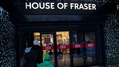 house of fraser uk sale sanpower buys house of fraser in 163 480m deal bbc news