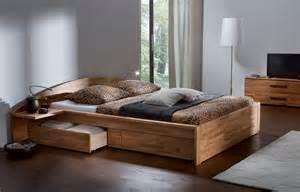Bed mattress modern wood bed frames solid hardwood platform bed