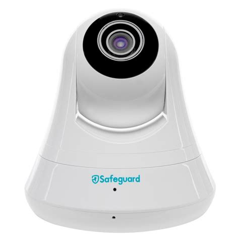 kitvision safeguard 360 hd home security white