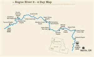 rogue river oregon map rogue river map