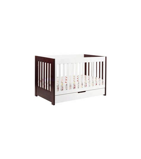 Baby Miro Crib Babyletto Mercer 3 In 1 Convertible Crib With Toddler Bed Conversion Kit In Espresso White