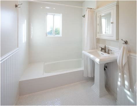 white wainscoting bathroom 76 bathroom ideas using beadboard cottage bathroom