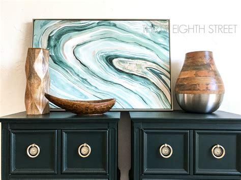 chalk paint gamma refinishing furniture with original paint thirty