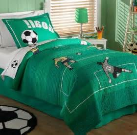Soccer Crib Bedding Soccer Quilt With Pillow Sham Townhouse Linens