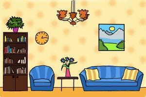 How to Draw a Living Room   tenisgirl1228   DrawingNow