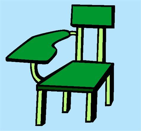 imagenes silla escolar dibujo de silla escolar pintado por paloma en dibujos net