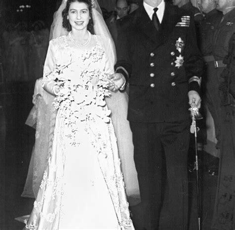 Hochzeit Und Philip by Eiserne Hochzeit Elizabeth Ii Und Prinz Philip Feiern