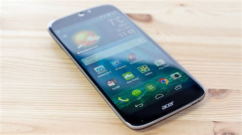 Smartphone Acer Liquid Jade acer liquid jade review pc advisor