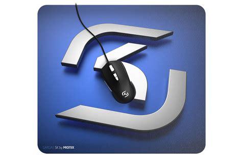 Mouse Pad Sk Gaming mionix sargas 450 sk microfiber gaming mousepad