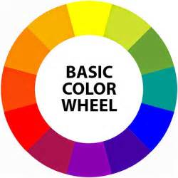 basic color wheel lessons teresa bernard paintings