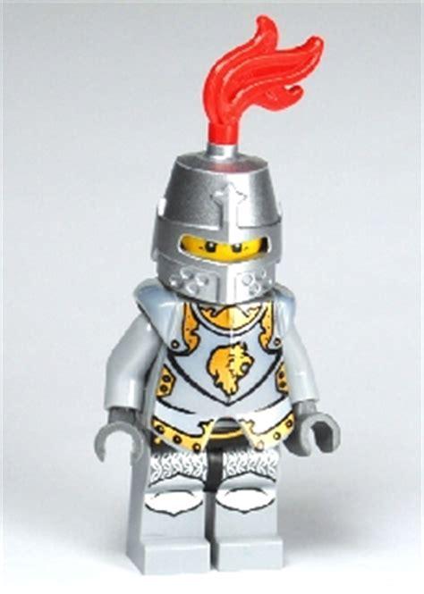 Lego Custom Chrome Gold Armor Breastplate With Leg Protection Original bricker минифигурка lego cas443 kingdoms