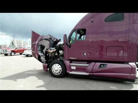 kenworth t700 for sale canada 2012 kenworth t700 75 quot sleeper for sale stock 319191
