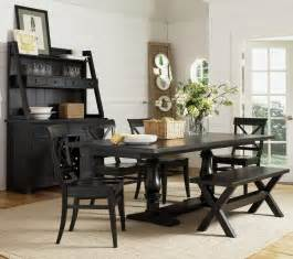 High Dining Room Table Set Creative High Top Dining Room Tables With Country Black Dining Room Set With Bench And