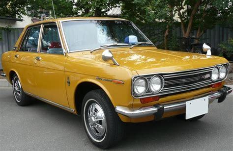 Datsun Bluebird 510 by Datsun 510