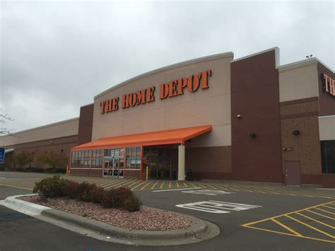 the home depot woodbury mn company profile