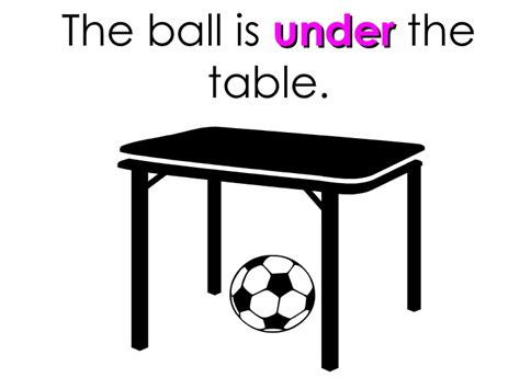 Off White Desk Chair The Gallery For Gt Ball Under The Table Clipart