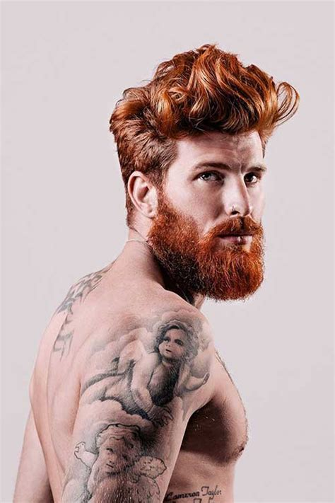 ginger men s hairstyles best mens hairstyles 2015 2016 mens hairstyles 2018