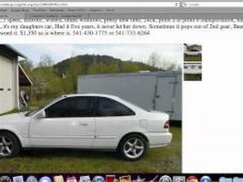 craigslist roseburg  cars  sale  owner local