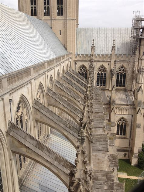 flying buttress ancient to medieval art just another georgetown blogs site