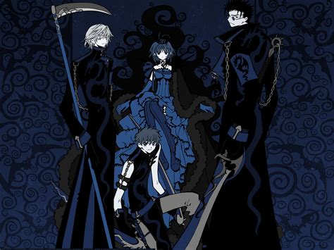imagenes goticas en anime wallpapers anime gotico taringa