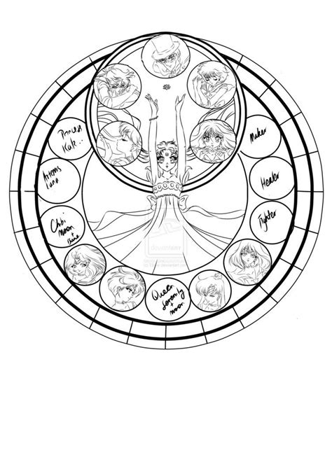 Disney Princess Coloring Pages Stained Glass Window Sketch Stained Glass Disney Princess Free Coloring Sheets