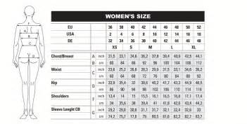 able s reference size chart for beretta clothing