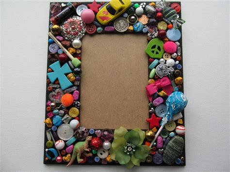 How To Make Handmade Frames For Pictures - stylish handmade photo frame ideas adworks pk