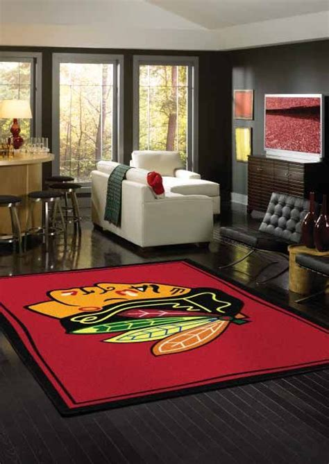 chicago blackhawks bedroom decor 1000 ideas about hockey man cave on pinterest hockey