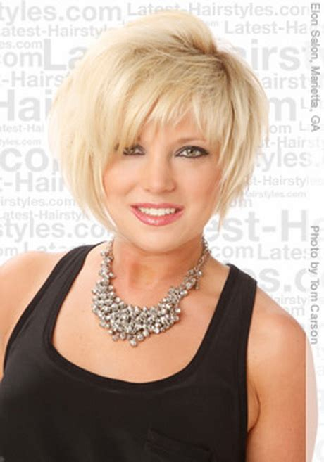 hairstyles heavy 50 flattering hairstyles for women over 50
