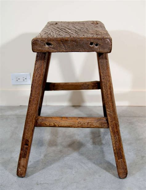 antique provincial stool at 1stdibs