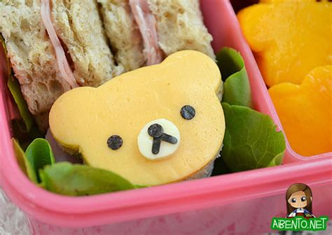 Rilakkuma Sandwich rilakkuma sandwich bento adventures in bentomaking