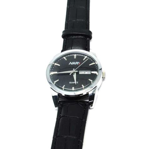 Jam Tangan Dw Leather Kulit Black 1 nary jam tangan analog kulit 1901 black silver jakartanotebook