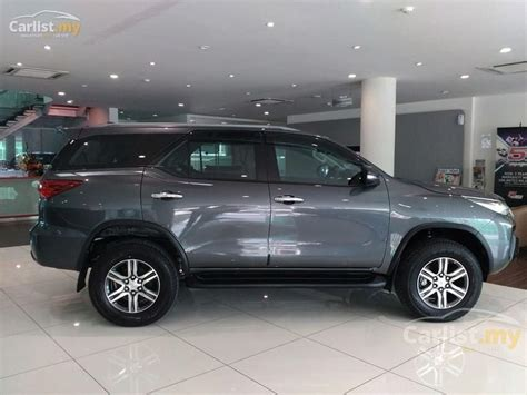 List List Pintu All New Fortuner 2016 Chrome toyota fortuner 2016 vrz 2 4 in selangor automatic suv