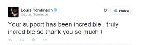 louis tomlinson promise tweet zayn malik leaves 1d and what his band mates have to say